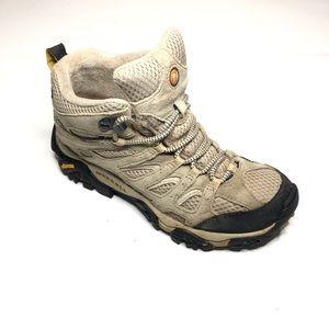 Merrell Moab Ventilator Womens Sz 7 Hiking Shoes